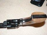 Ruger New Model 357 magnum revolver - 12 of 13