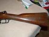 1891 8mm Argentine Mauser rifle - 9 of 14