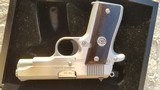 Colt first edition stainless steel 380 government - 3 of 8