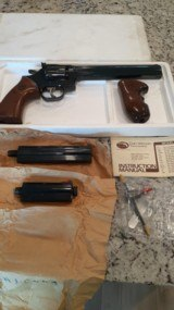 Dan Wesson 22 long rifle 3 Barrel set