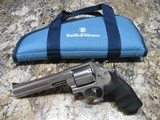 SMITH & WESSON MODEL 657-3 .41 MAGNUM