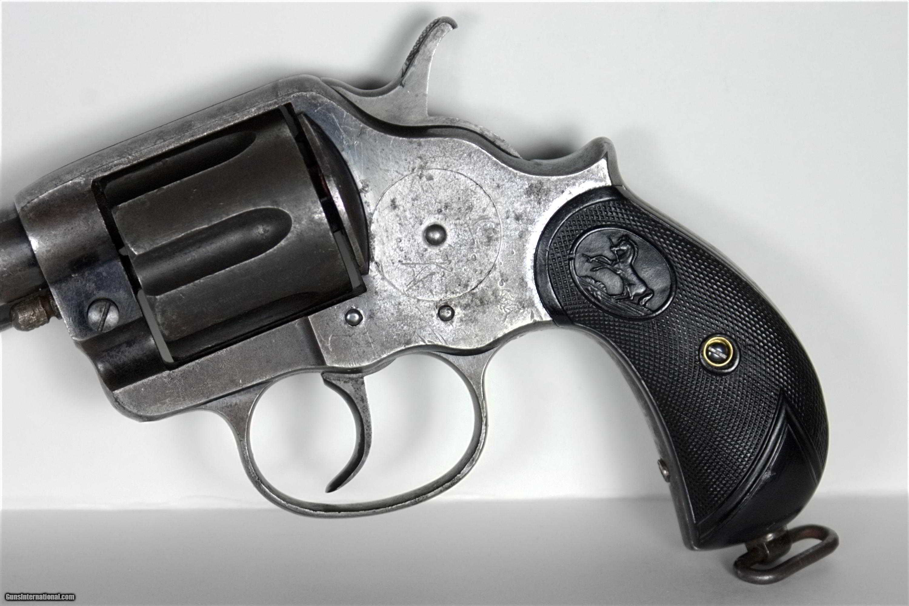 Types Of Email Accounts >> RARE 32-20 COLT MODEL 1878 DOUBLE ACTION WITH INTERESTING ...