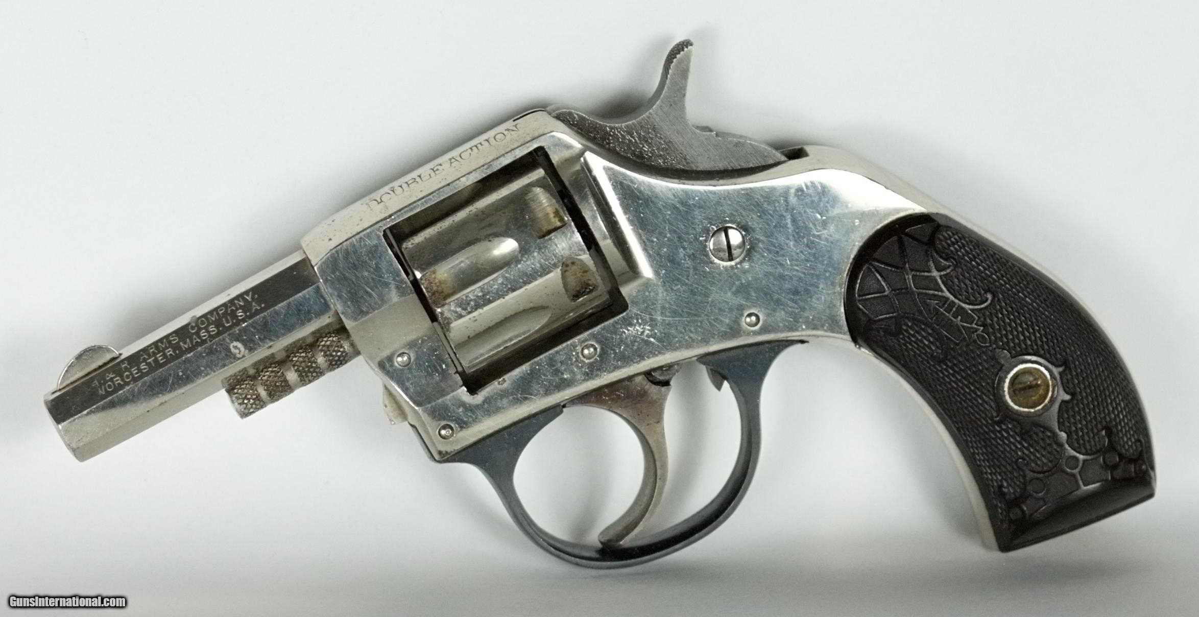 harrington and richardson revolver serial number lookup