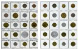 WESTERN SALOON TOKEN COLLECTION - 420 TOKENS COVERING 19 STATES & YUKON TERRITORY