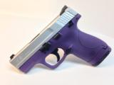 For Sale: Goddess Purple Smith & Wesson M&P Shield 9mm