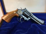 For Sale: Smith and Wesson Model 586-3 United States Immigration & Naturalization Service Commemorative