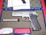 S&W 4566 WITH NITE SITES - 1 of 1