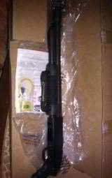 Mosberg - 500 Blackwater 12 ga pump, 18B Tactical Matte Black .12 ga 6 shot - 2 of 6