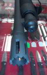 Mosberg - 500 Blackwater 12 ga pump, 18B Tactical Matte Black .12 ga 6 shot - 6 of 6