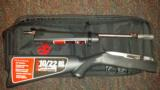 TRIPLETS SEQUENTIALLY NUMBERED 50th AnniversaryRuger 10/22, Takedown, Stainless, Threaded, Bird Cage Suppresor - 1 of 7