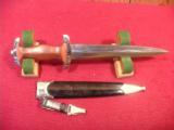 GERMAN WWII NSKK DAGGER - 6 of 6