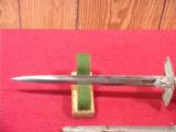 GERMAN WWII 2ND MODEL LUFTWAFFE DAGGER - 3 of 6