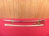 US 1902 OFFICERS SWORD - 1 of 5