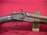 JP CLABROUGH 16GA HAMMER GUN