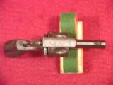 BELGIUM FOLDING TRIGGER 38 6 SHOT REVOLVER - 3 of 5
