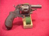 BELGIUM FOLDING TRIGGER 38 6 SHOT REVOLVER - 1 of 5