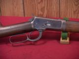 WINCHESTER 1892 TAKE DOWN ROUND RIFLE 38-40 - 1 of 6