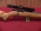 SPRINGFIELD 120 (SAVAGE) 22 SINGLE SHOT BOLT
