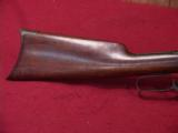 WINCHESTER MODEL 1892 (92) 32-20 OCT RIFLE - 2 of 6