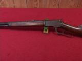 WINCHESTER MODEL 1892 (92) 32-20 OCT RIFLE - 5 of 6