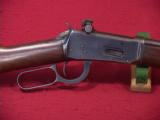 WINCHESTER 94 (1894) 25-35 FLAT BAND CARBINE - 1 of 6