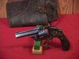 AMERICAN ARMS CO. BOSTON DOUBLE ACTION TOP BREAK REVOLVER 38 S&W