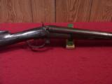 PARKER BROTHERS BACK ACTION ROUND RECEIVER 12GA