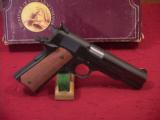 COLT 1911 CUSTOM GOVERNMENT 45 ACP 1 OF 1000 - 1 of 5