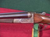 FRANCOTTE KNOCKABOUT GUN 12GA