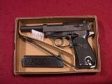 WALTHER P38 POST WAR COMMERCIAL