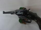 S&W K22 OUTDOORSMAN 1ST MODEL 22 LR - 2 of 5