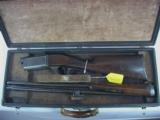 SAVAGE 1899 F LIGHT WEIGHT 300 SAVAGE / 410 CASED SET
