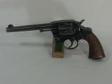 """COLT 1901 NEW ARMY 38 6"""", MADE 1901"""