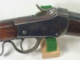 WINCHESTER 1885 LOW WALL 22 LONG