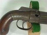 ALLEN & THURBER PEPPERBOX 31 CAL 6 SHOT - 2 of 14