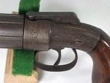 ALLEN & THURBER PEPPERBOX 31 CAL 6 SHOT - 6 of 14