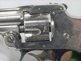 S&W SAFETY HAMMERLESS 32 1ST MODEL - 5 of 12