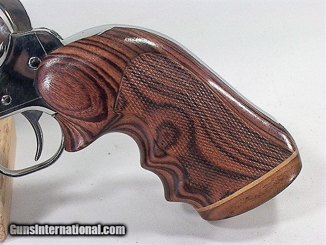 """RUGER VAQUERO 45LC 5 ½"""" STAINLESS"""