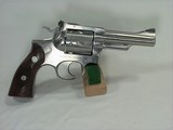RUGER SECURITY SIX 357 4""