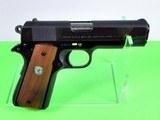 Colt Commander L/W 70's Series .45 ACP Automatic Pistol Excellent !