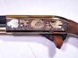 PBR BUSHWHACKER Remington Engraved Commemorative 870 12 Ga Police Shotgun 1 of 50 MIB - 12 of 15