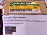 PBR BUSHWHACKER Remington Engraved Commemorative 870 12 Ga Police Shotgun 1 of 50 MIB - 5 of 15