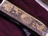 PBR BUSHWHACKER Remington Engraved Commemorative 870 12 Ga Police Shotgun 1 of 50 MIB - 2 of 15