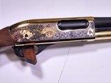 PBR BUSHWHACKER Remington Engraved Commemorative 870 12 Ga Police Shotgun 1 of 50 MIB - 6 of 15