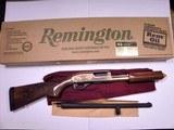 PBR BUSHWHACKER Remington Engraved Commemorative 870 12 Ga Police Shotgun 1 of 50 MIB - 1 of 15