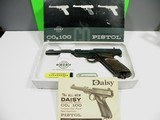 1963 Vintage Daisy Co2-100 BB Air-Pistol Mint-in-Box MIB - 1 of 12
