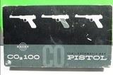 1963 Vintage Daisy Co2-100 BB Air-Pistol Mint-in-Box MIB - 3 of 12