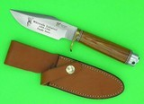 Blackjack Classic blades Trail-Guide Knife, (1995-1996 Whitetails Unlimited) MINT - 1 of 10