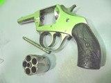 Antique Iver Johnson American-Bulldog .32 Black-Powder Revolver - 9 of 12