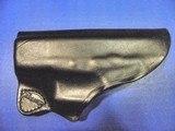 GLOCK 43 Kramer Pocket Holster Pistol Leather Mfg. USA New - 2 of 7